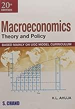 macroeconomics theory and policy hl ahuja