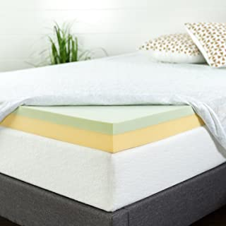 Best zinus gel infused green tea memory foam mattress Reviews