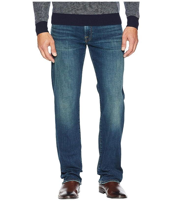 Lucky Brand  363 Vintage Straight Jeans in Ferncreek (Ferncreek) Mens Jeans
