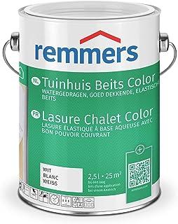 Remmers Deckfarbe Farbton Anthrazitgrau Größe S 2,5l 3624