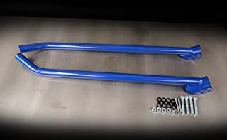 2016-2017 Yamaha YXZ 1000R SS SE Sport Front Bumper Tie Ins (YFZ Blue)