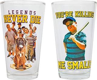 The Sandlot Legends and Smalls 16 oz Pint Glass Set
