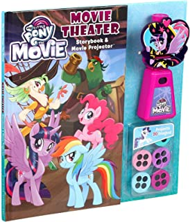 My Little Pony: The Movie: Movie Theater Storybook & Movie Projector