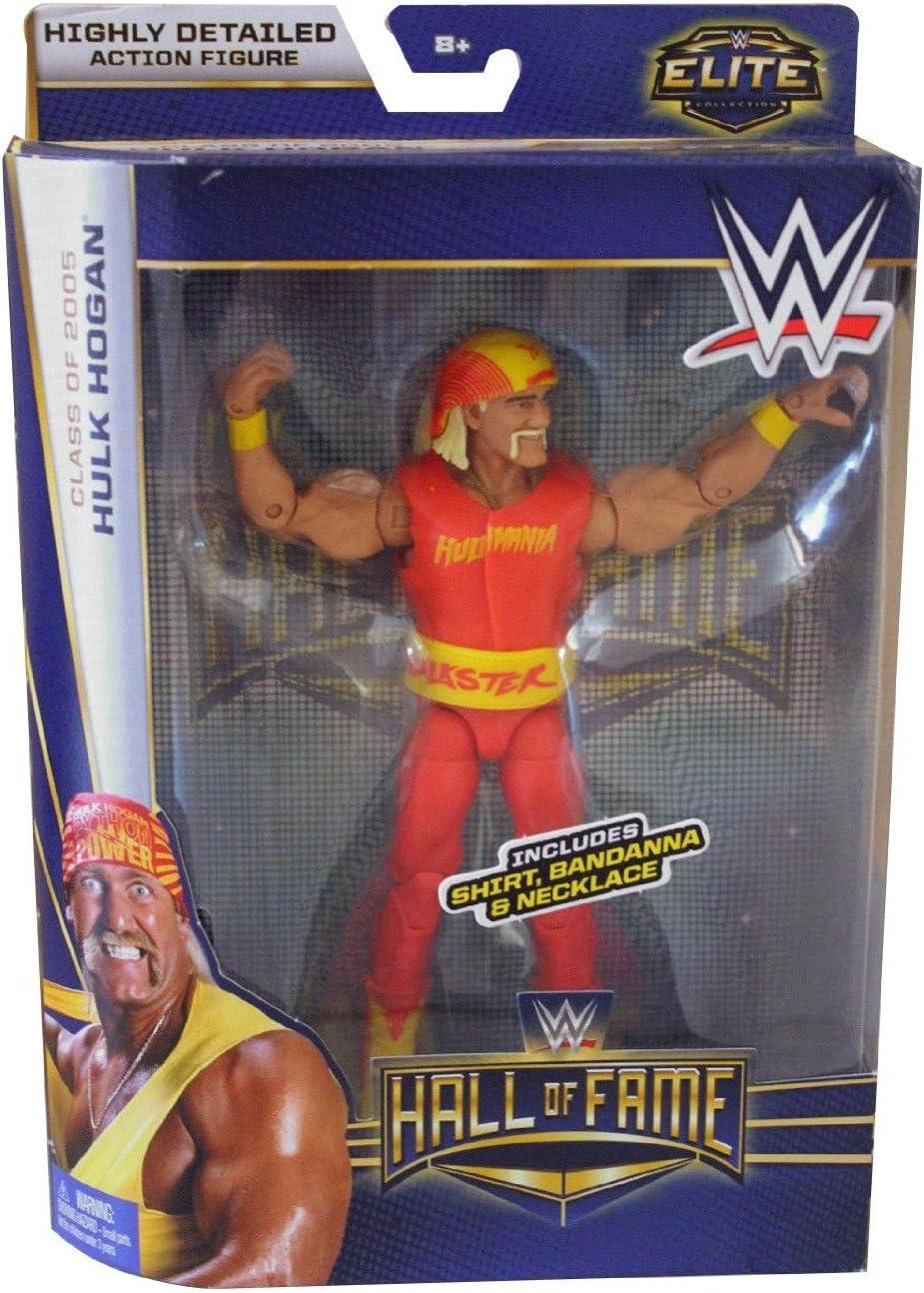 Mattel WWE Elite Hall of Fame Hulk Hogan Class of 2005