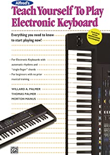 Alfred's Teach Yourself to Play Electronic Keyboard: