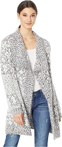 Whiskey By The Fire Eyelash Cardigan