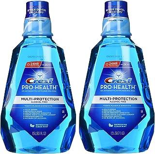 Best crest pro health mouthwash 1.5 liter Reviews