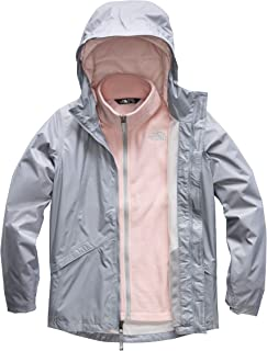the north face kids stormy rain triclimate