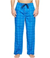 Lacoste - Baseline Woven Lounge Signature Print Sleep Pants