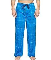 Lacoste - Baseline Woven Lounge Signature Print Sleep Pants