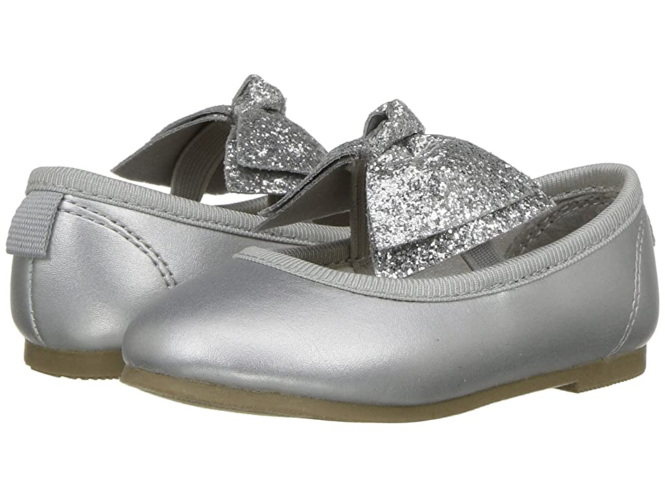 Carters Anora (Toddler/Little Kid) (Silver) Girl