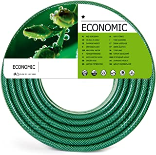 "Cellfast 10-002 Economic Manguera, Verde, 1/2""(12,5 mm"
