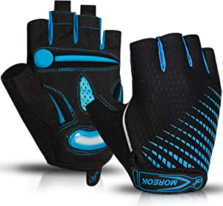 BIKINGMOREOK Cycling Gloves Bike Gloves,Liquid Gel Padded...