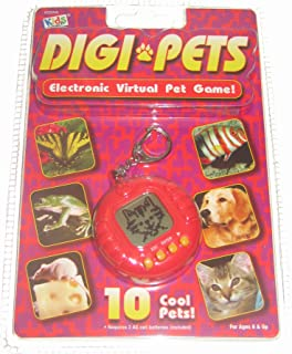 Kids Only Digi Pets Electronic Virtual Pet Game (Assorted Colors)