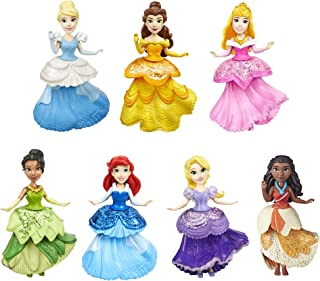Disney Princess -- Royal Clips-Multipack with 7 Small...
