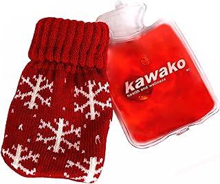 kawako/Funda Calentador de Manos–Bolsa de Agua
