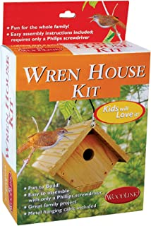 wren bird house kits