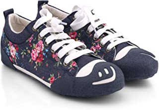 Comfort Fashion Casual Shoes/Skate Shoes/Canvas Shoes/Lace-up Shoes for Big Kids/Girls.(SV130)