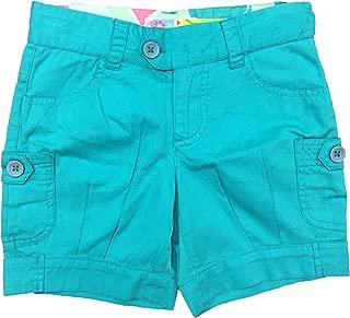 Roxy- Pantalon Corto Azul Talla 5 Años