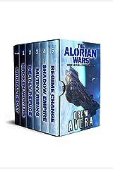 The Alorian Wars: Books 1-5 Plus a Prequel Novella Kindle Edition