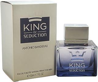 Antonio Banderas King Of Seduction Agua de toilette con vaporizador - 50 ml