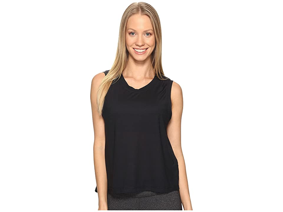 Under Armour Supreme Muscle Tank Top (Black) Women