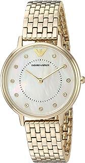 Emporio Armani Kappa White Dial Women Watch AR11007