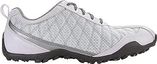 Superlites Women's Golf Shoes 98819 White/Silver Ladies