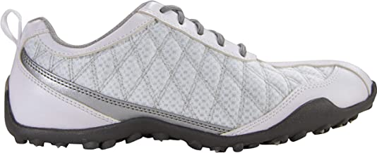FootJoy Superlites Women's Golf Shoes 98819 White/Silver Ladies