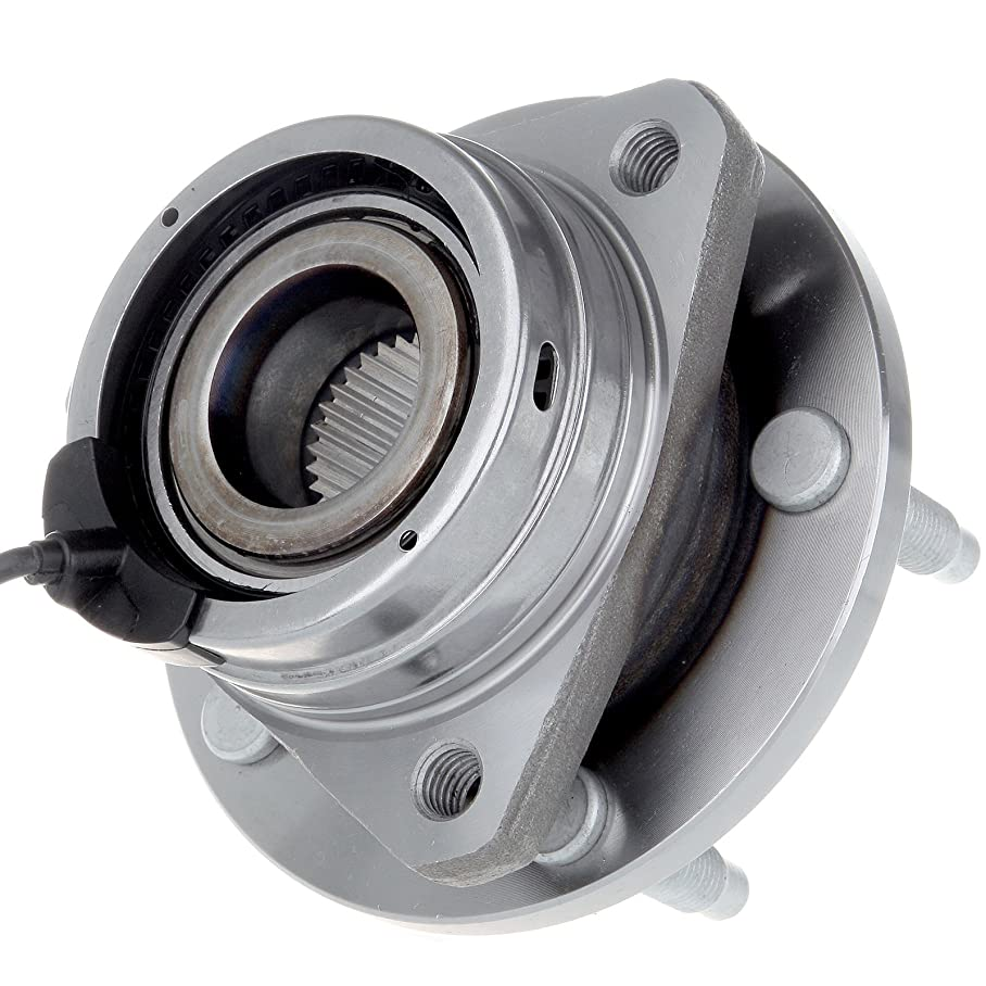 cciyu New Front Driver Or Right Hub and Bearing Assembly Replacement fit for a Malibu G6 Cobalt Saturn Aura W/ABS 513214 p002429277