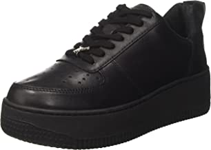 Windsor Smith Sneakers Woman Shoes with RACERR Black Platform