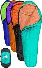 Best mummy sleeping bag 0 degree Reviews