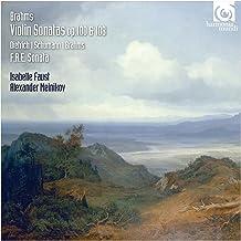 Brahms Violin Sonatas Nos.2 3 Schumann Three Romances