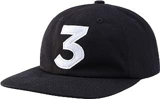 Number 3 Dad Hat Baseball Cap Embroidered Dad Hats Adjustable Hats Plain Cap