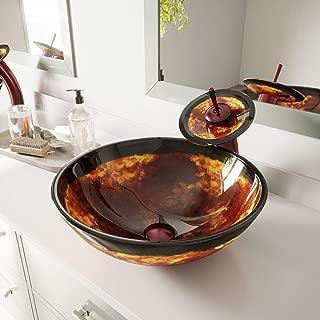 auburn bathroom vessel vanity sink