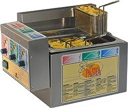 Easypâte cuiseur électrique pour usage professionnel à trois paniers