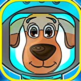 Space Dogs and Cats Free - preschool learning games for kids and toddlers