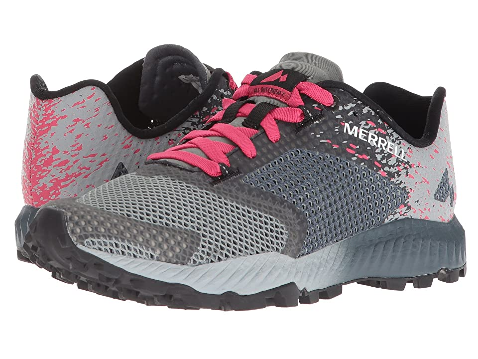 Merrell All Out Crush 2 (Slate) Women
