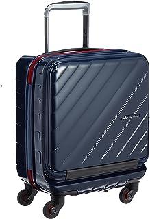 [ヒデオワカマツ] スーツケース ジッパー フロントオープン マックスキャビンウェーブ 機内持込最大容量 機内持ち込み可 85-76330 保証付 25L 45 cm 2.8kg