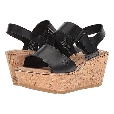 Born Mae (Black Full Grain Leather) Women