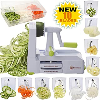 vegetable spiral machine