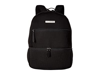 petunia pickle bottom Axis Backpack (Black Neoprene) Diaper Bags