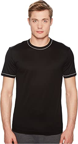 Lisle Yarn Cotton Regular T-Shirt