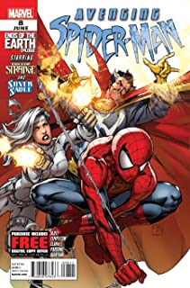 avenging spider man 8