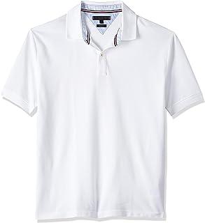 Tommy Hilfiger Men's Hilfiger Insert Regular Polo Polo