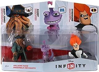 Disney Infinity Figure 3-Pack: Villains