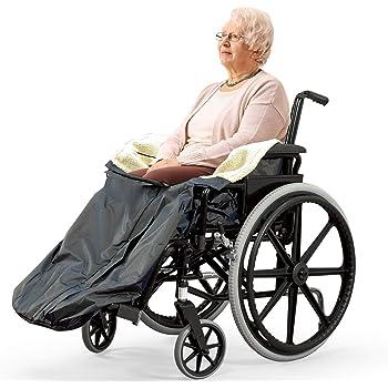 Ability Superstore Sacco scaldapiedi per sedia a rotelle