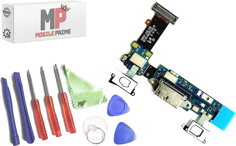MobilePrime Charging Port Replacement Regular store Compatible for online shop Kit Samsung