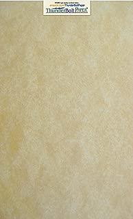 150 Old Age Parchment 60# Text (=24# Bond) Paper Sheets - 8.5
