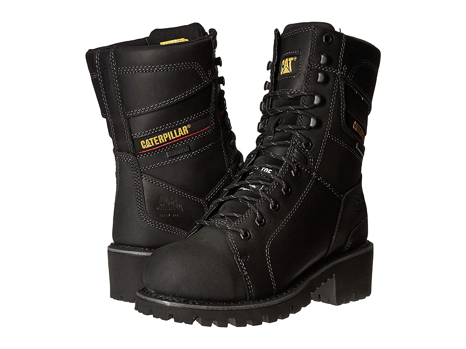 Caterpillar Casebolt Waterproof TX Steel ToeSelling fashionable and eye-catching shoes